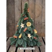 Kalėdinė dekoracija - eglutė